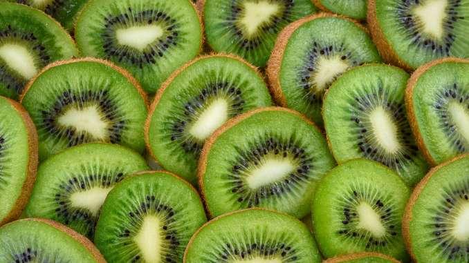 Rondelles de kiwi