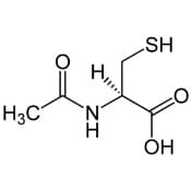 Molécule de N-acétylcystéine (NAC)